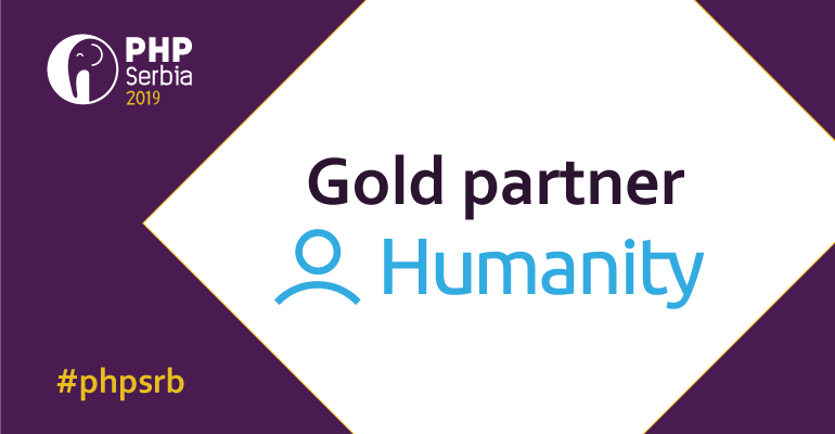 Gold partner - Humanity