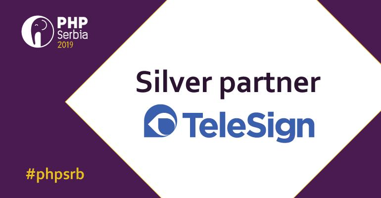Silver partner - TeleSign